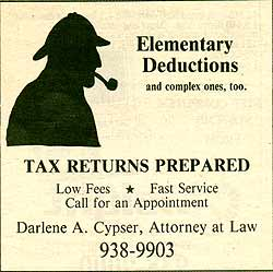 Elementary Deductions Ad